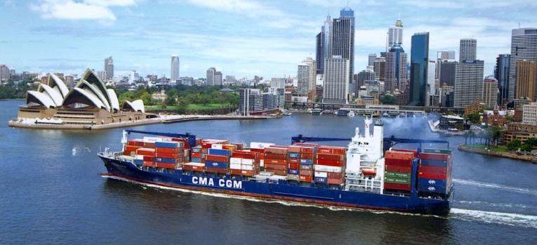 Cargo To Australia