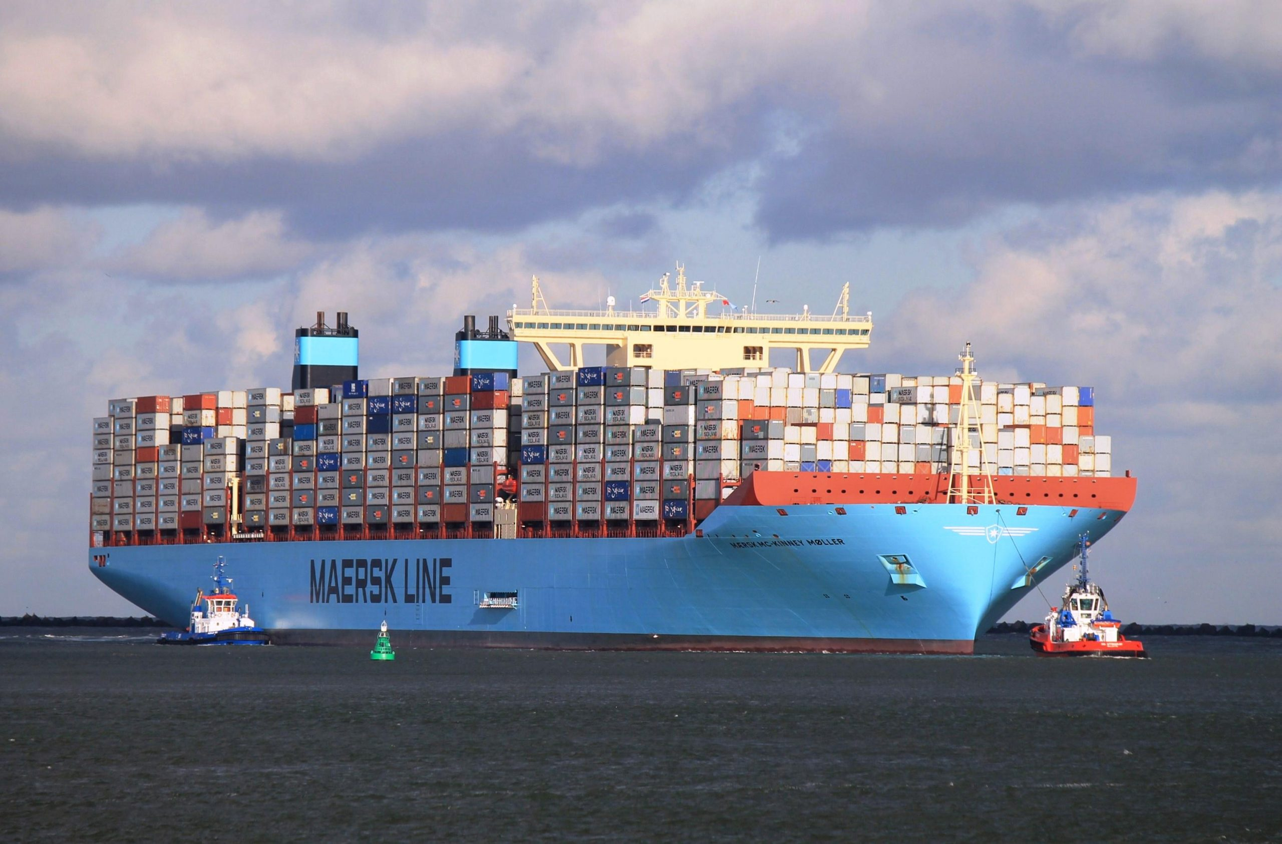 Cargo to Denmark