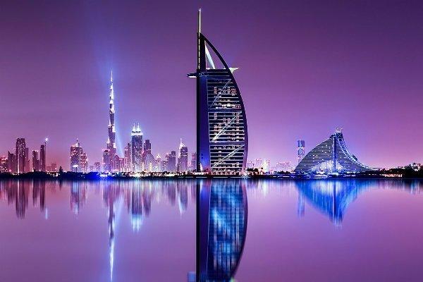 Cargo to Dubai